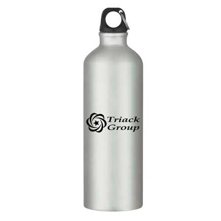 Custom 25oz Aluminum Bike Bottle