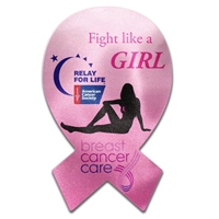 Custom Awareness Ribbon Microfiber Cloths