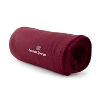 Corporate Fleece Blankets