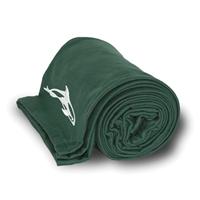 Logo Jersey Blankets
