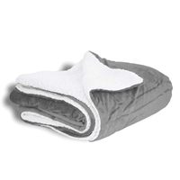 Promotional Mink Sherpa Blankets
