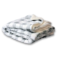 Customized Mink Sherpa Blankets