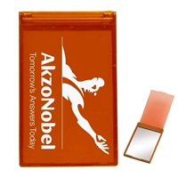 Picture of Custom Printed Rectangle Compact Mirror