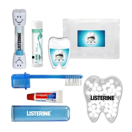 Picture of Custom Printed Happy Teeth Dental Kit