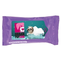 Branded Pet wipes