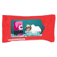 Pet Wipes with Company Logo