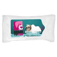 Customized Pet Wipes with Logo