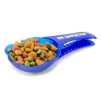 Picture of Custom Printed Pet Food Scoop n Clip