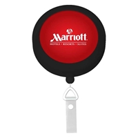 Picture of Custom Printed Round Badge Reel