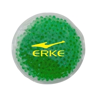 Picture of Custom Printed Round Gel Bead Hot/Cold Pack