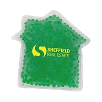 Picture of House Gel Bead Hot/Cold Pack
