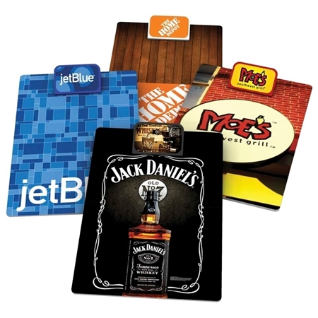Picture of Custom Printed Full Color Clipboards