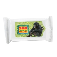 Picture of Custom Printed Insect Wipes Pack