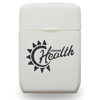 Picture of Custom Printed Traditional Rectangular Shaped Dental Floss