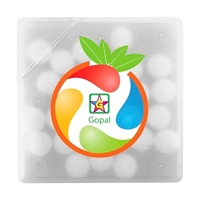 Picture of Custom Printed Square Credit Card Mints