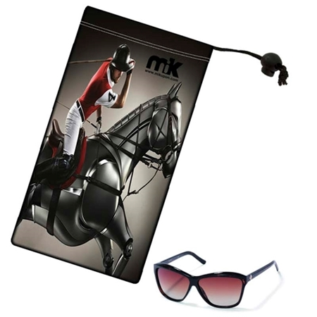 Picture of Custom Printed Sunglass Microfiber Cloth Pouch