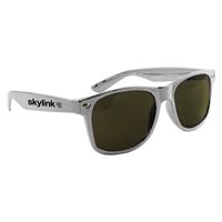 Customizable Metallic Sunglasses