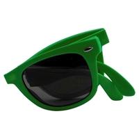 Promotional Folding Sunglasses with Logo Lenses