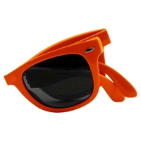 Branded Foldable Logo Lense Sunglasses