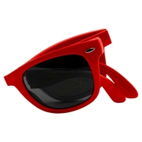 Personalized Foldable Sunglasses With Logo Lenses
