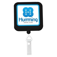 Picture of Custom Printed Square Badge Reel