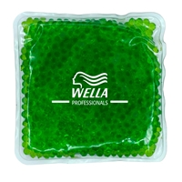 Picture of Custom Printed Square Gel Bead Hot/Cold Pack