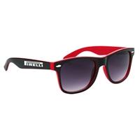 Picture of Custom Printed Two Tone Miami Sunglasses