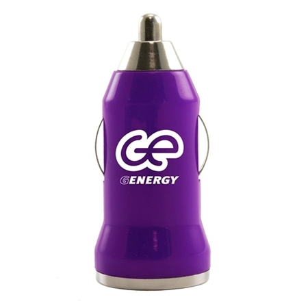 Picture of Custom Printed  Compact USB Car Charger