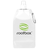 Picture of Custom Printed Metro Collapsible Water Bottle
