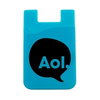Picture of Custom Printed Silicone Cell Phone Wallet