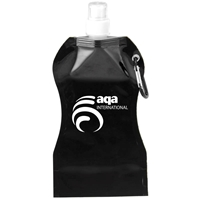 Picture of Custom Printed Wave Collapsible Water Bottle