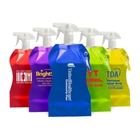 Picture of Custom Printed  Collapsible Trigger Sprayer Bottle