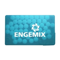 Picture of Custom Printed Rectangle Credit Card Mints