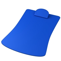 Contoured Clipboard With Logo