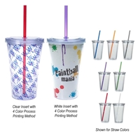 Customizable 16 oz. Tumblers With Your Logo