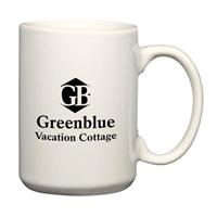 15 oz. Customized El Grande Mug
