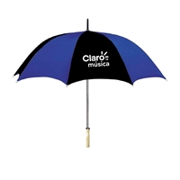 "48"" Arc Umbrella With Logo"