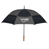 Imprinted umbrellas
