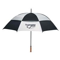 Imprinted umbrella