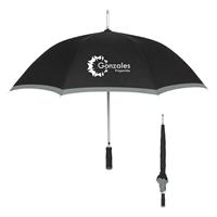 """46"""" Imprinted Arc Umbrella"""