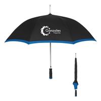 Two tone Umbrella with logo
