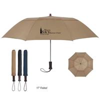 "44"" Imprinted Folding Umbrellas"