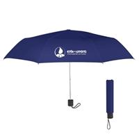 "42"" Promotional Arc Umbrella"