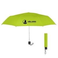 """Imprinted 42"""" Arc Umbrella"""