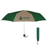 """Green Umbrella 42"""""""