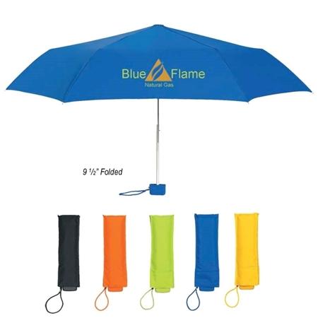 """Picture of Custom Printed 39"""" Arc Bella Umbrella"""