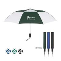 Umbrella with logo