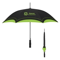 "Black Based 46"" Umbrella"