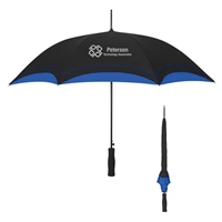"46"" Promotional Two Tone Umbrellas"