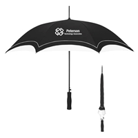 "Custom 46"" Arc Umbrellas"
